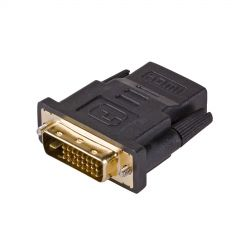 Adapter AK-AD-41 DVI-M 24+1 / HDMI-F